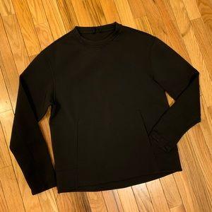size 6 Lululemon sweatshirt / long sleeve top